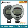 large waterproof split memory mechanical stopwatch