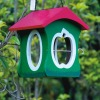 Colorful Outdoor Wooden Cage for birds,bird cages