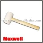 White Rubber Hammer