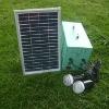 150w solar power system panel
