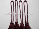 red tassel for curtain