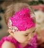 Top Baby Girl's Feather Headbands