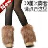 HM-LW-3 Ladies warm leggings faux fur polyester lining