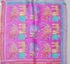 100% Silk Scarf SK-50cm-004