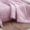 1042 LAN'S 100%Cotton 40S Jacquard Adult Home/Hotel Quilt Cover