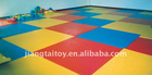 Rubber mat soft pvc kindergarten flooring/pvc laminate flooring