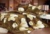 3Pcs Polyester bedding set