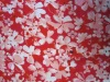rayon cotton printed fabric