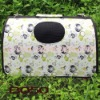 Oxford Waterproof Material Colorful S M L Dog Bag Cat Carrier Pet Products