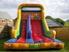 simpsons inflatable slide BC-369
