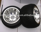 10 INCH Golf car wheels