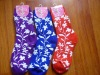 fashion ladies cotton socks