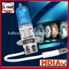 H3 blue tinted super white halogen lamp