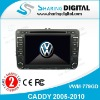 Sharing Digital High Tech Car Radio DVD Player GPS Navigation for VW CADDY 2005-2010