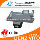 Sharing Digital waterproof car rearview camera for BENZ VITO