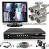 Outdoor ir camera system ELP-DVR1804T51P-6037