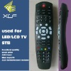 XLF-053B ten in one with strong function universal remote control