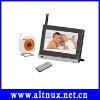 "2.4G 7"" Wireless Baby Monitor SN26"