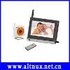 "2.4G 7"" Wireless Baby Monitor SN26"