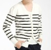 Knitted Jersey Cardigan Child Sweaters