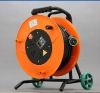 CE proved 360mm drum Cable Reel with wheels