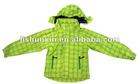 2012 New style little and green kid's jacket