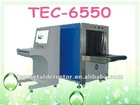 HOT!!! Subway X-Ray Luggage Scanner,Baggage/Cargo Inspection Machine TEC-6550