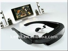 3D Game and 3D film Video Eyewear, Mobile cinema Theatre, Video Glasses mp4 glasses with 50-80 screen measurement for Karlton 3