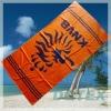 100% cotton reactive printed Netherlands beach towel