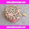 zebra fabric gift box for ladies -HYGY010