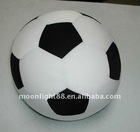 microbeads stuffed football lovely child and baby toys.microbead filling.stuffed football toy.plush football toy