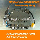 AL4/DP0 DPO Valvebody Assy(Genuine Transmission parts )