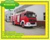 SINO 16,000 liter 4*2 fire extinguishing truck