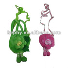2012 best selling plush&stuffing flower toy bag