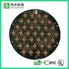 black color MC metal aluminum based PCB