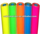 T-shirt jesery Heat transfer fluorescent adhesive vinyl