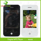 Factory Price Touch Screen MP5 Player With Card Slot