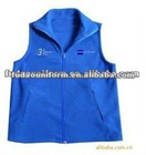 Double-brushes Double-sides Sport Ladies Vest