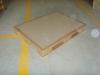 euro size honeycomb paper pallet