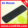 Wireless air mouse with keyboard for smart tv RC12