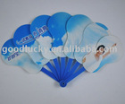 2011 active demand promotional gifts PP fan