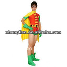 2012 new style man superhero costume