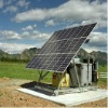 pv system modules , solar single tracker, energy system