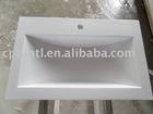 Gel-Coated/Polymarble/Polystone Vanity Cabinet Sink&Washbasin