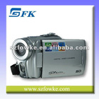 """HD 720P With 3.0"""" TFT LCD HD Sports Digital Video Camera ,Traveling Camcorder(Red,Black,Silver color)"""