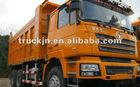 HOT SALE camiones shannxi 6*4 tipper truck