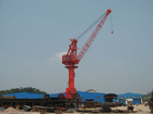 shipyard portal crane