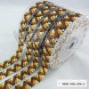 Crossover Woven Braid Ribbon Trimming