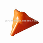 Plastic Corner Protector for Tarps - Orange