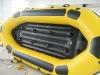 Pvc/Hypalon Pontoon Paddle Boat
